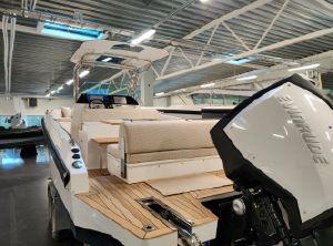 2022 Delta Powerboats T26 OPEN