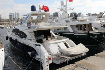 2013 64' Azimut-64 İstanbul, TR