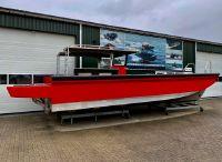 2014 Workboat Aluminium boat 11 meters