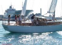 1967 Yacht Club classic ketch 45