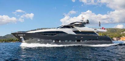 2012 100' 5'' Ferretti Yachts-Customline 100 Sariyer, TR
