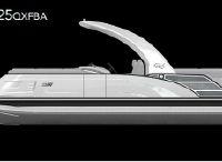 2022 Bennington 25 QXFBA