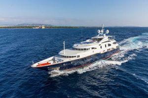2003 180' 7'' Benetti-55m Nassau, BS