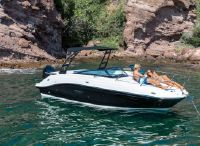 2021 Sea Ray SSE 230 HB