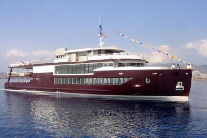 2011 147' 8'' Custom-Passenger vessel 2011 None, TR