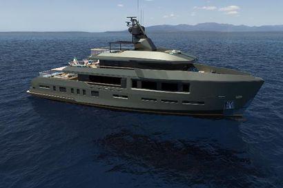 2022 127' Custom-FL38 Italy, IT