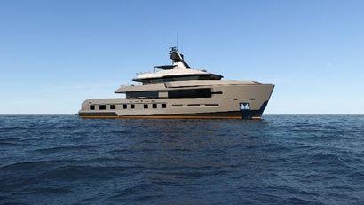 2022 140' 9'' Custom-FL42 Italy, IT