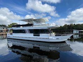 2001 60' Monticello-60' River Yacht Deland, FL, US