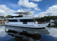 2001 Monticello 60' River Yacht
