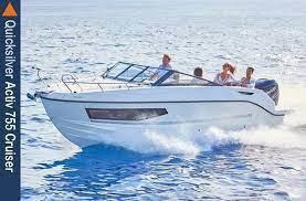 2020 Quicksilver Cruiser 755