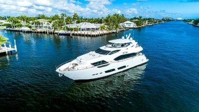 2017 95' Sunseeker-95 Yacht Fort Lauderdale, FL, US