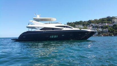 2010 80' 2'' Sunseeker-80 Yacht Acapulco, MX