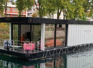 2020 Houseboat Evolution