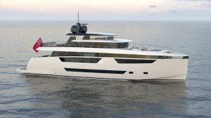 2022 92' Johnson-Motor Yacht w/On Deck Master TW