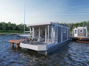 2021 Havenlodge Nadia Houseboat