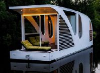 2022 Floatnest Houseboat MINI Luxury Floating House