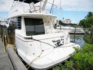 2002 45' Carver-450 Voyager Pilothouse Venice, FL, US