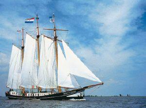 1898 Woon/charterschip Klipper