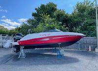 2017 Sea Ray 22 Sun Deck