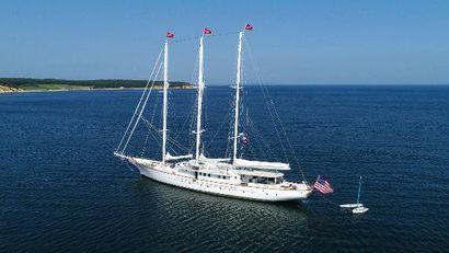 1983 157' Palmer Johnson-Tri-Masted Staysail Manhattan, NY, US