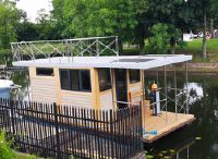 2022 Campi 280 Houseboat
