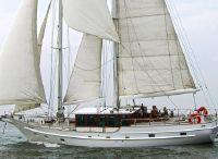 1994 van der werf schooner 1680