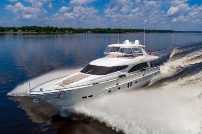 2006 76' Horizon-Motor Yacht Ft. Lauderdale, FL, US