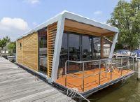 2022 Moskit Houseboat 9600