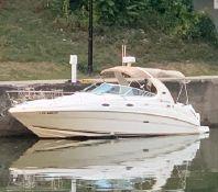 2002 Sea Ray 280 DA