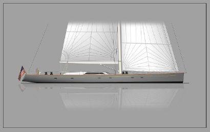 2022 112' Front Street Shipyard-112' Performance Sloop ME, US