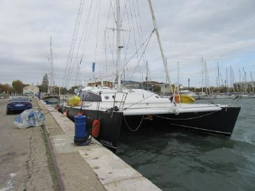 1991 78' 9'' Alumarine-74 Marseille, FR