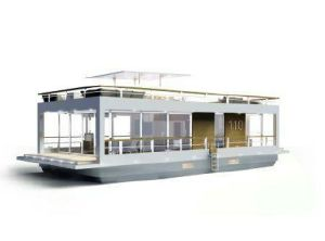 2021 Houseboat The Yacht House 110