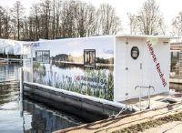 2021 Flexmobil Houseboat