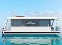 2022 Houseboat Nomadream 1300 Single Decker