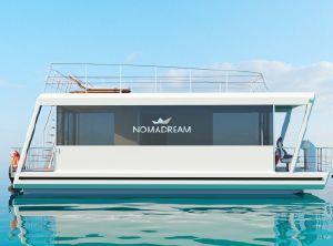 2021 Houseboat Nomadream 1300 Single Decker