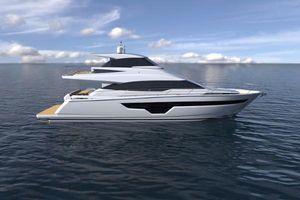 2021 70' Johnson-70' Skylounge Motor Yacht TW