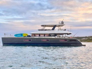 2018 63' Lagoon-630 Motor Yacht Cole Bay, MF