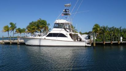 1985 55' Ocean Yachts-55 Super Sport Sarasota, FL, US
