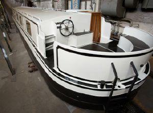 2020 Houseboat Widebeam
