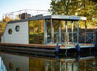 2022 Campi 400 Houseboat