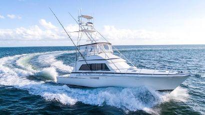 1989 54' Bertram-Sport Fisherman Coral Gables, FL, US
