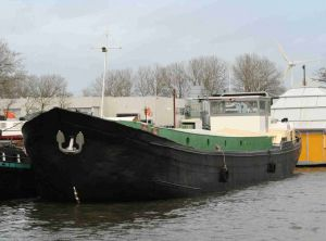 1919 Klipper/ Varend Woonschip 30.00 X 6.00 Met CVO