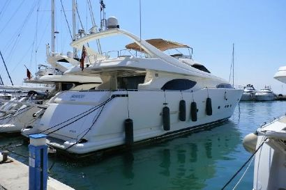 1999 94' 6'' Ferretti Yachts-Custom Line 94 Benalmadina, ES
