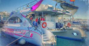 2001 66' 11'' Custom-Commercial Catamaran Cala San Vicent Las Palmas, ES