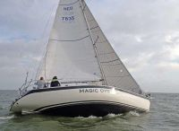 1981 Oyster 41