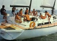 1982 Ferretti Yachts Altura 53