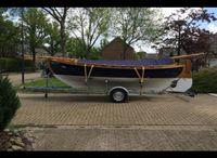 2010 Snipa open zeilboot