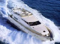 1996 Ferretti Yachts 225