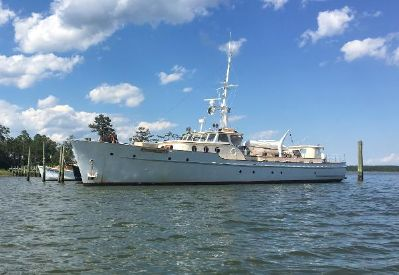 1966 83' Eldredge-McInnis-Power Yacht Gloucester Point, VA, US