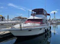 1990 Cooper 42 Aft Cabin Motor Yacht